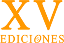 XV Ediciones - Logo